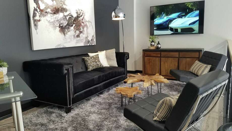 Texas Garage Condos are new luxury garage units for car owners in San Antonio Photo: Shutterbug