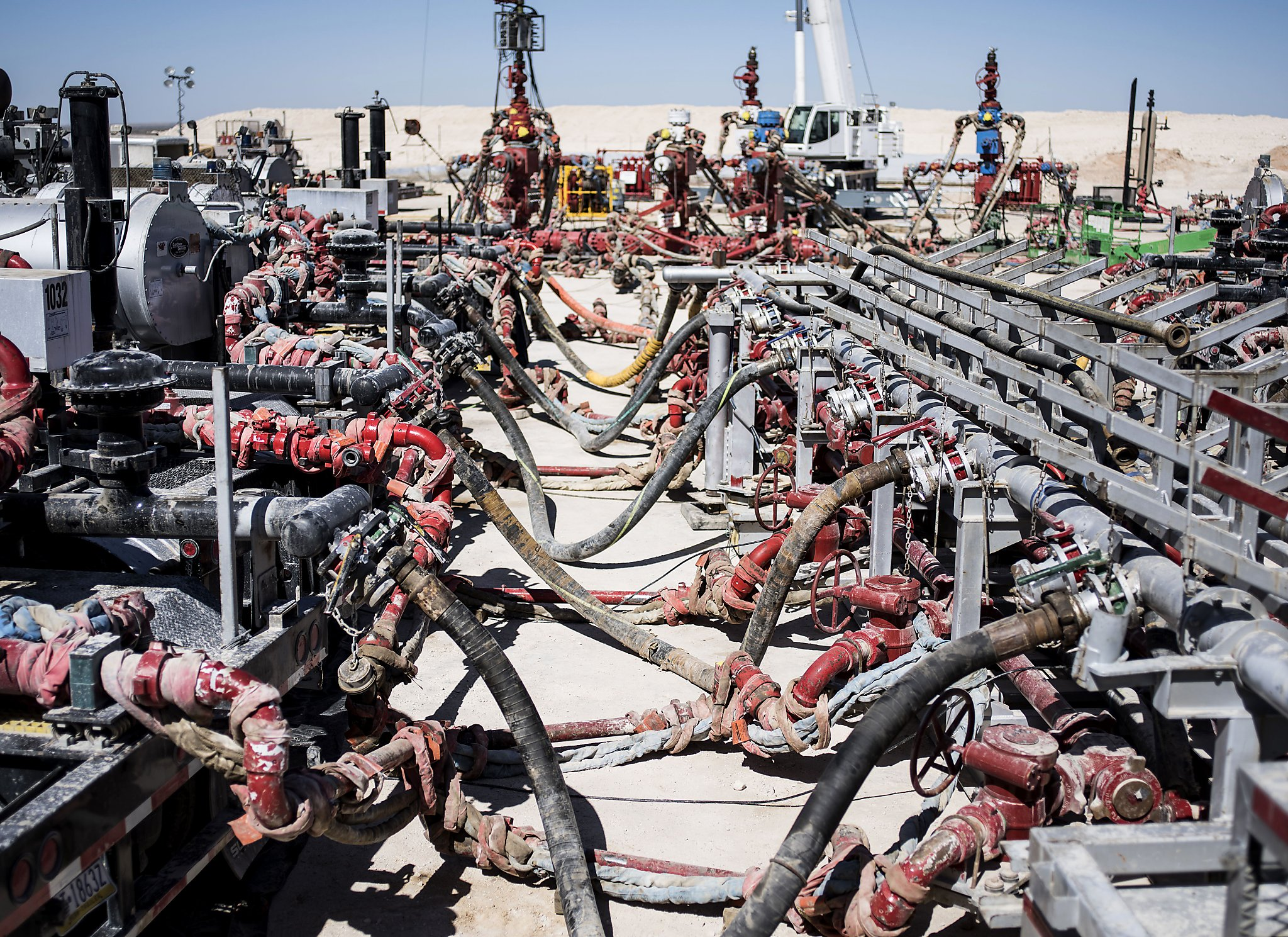 U.S. oil production is 23 years ahead of schedule