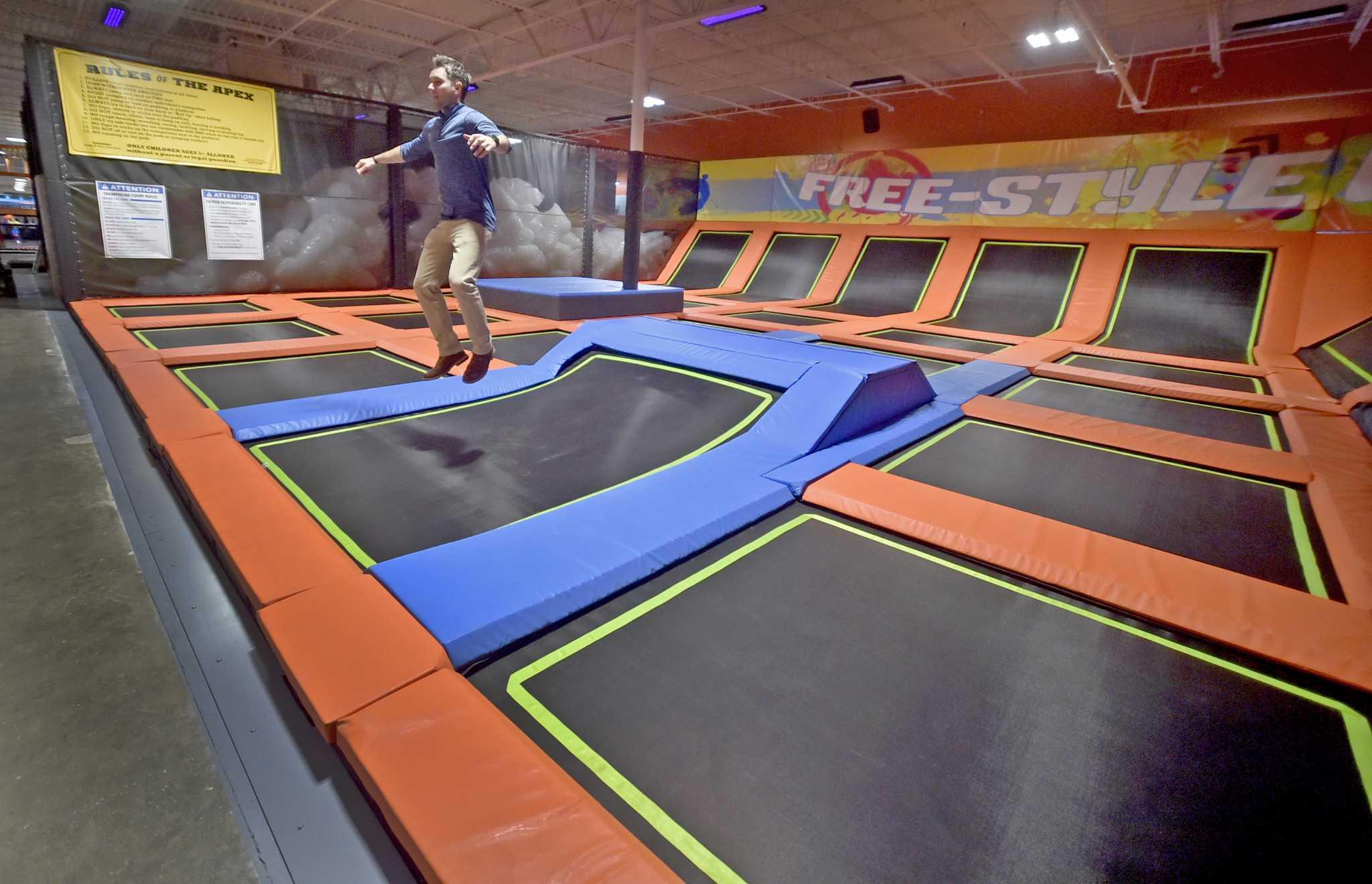 Urban Air Adventure Park Will Open Its Doors Saturday In Orange