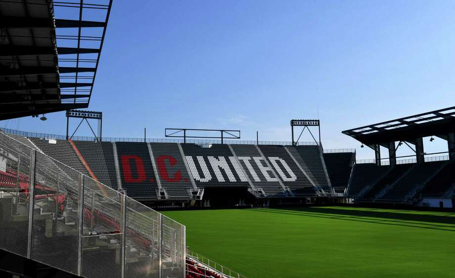 Audi Field, new home of D.C. United. Photo: Washington Post Photo By Katherine Frey / The Washington Post