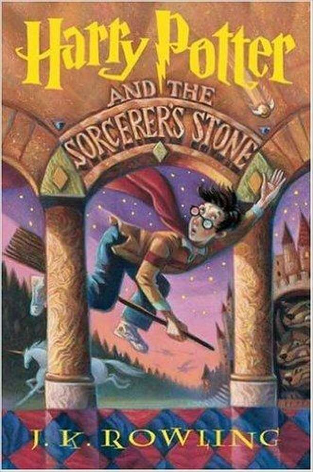 "The British novel 'Harry Potter and the Philosopher's Stone' was changed to ""Sorcerer's Stone' for the U.S. edition. Photo: Sb / Courtesy Photo"