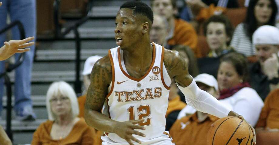 AUSTIN, TX - JANUARY 27: Kerwin Roach II #12 of the Texas Longhorns moves with the ball against the Mississippi Rebels at the Frank Erwin Center on January 27, 2018 in Austin, Texas. (Photo by Chris Covatta/Getty Images) Photo: Chris Covatta/Getty Images