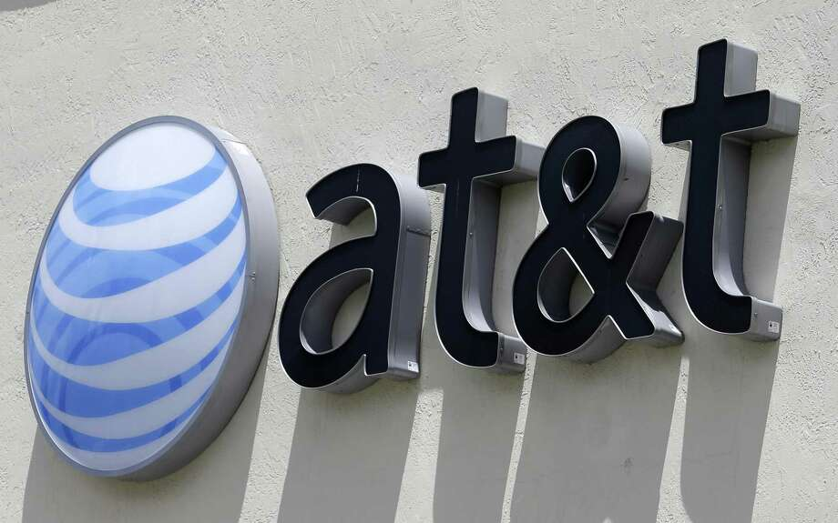 This July 27, 2017, photo shows an AT&T logo at a store in Hialeah, Fla. Stung by a federal judge's dismissal of its objections to AT&T's megamerger with Time Warner, the Trump Justice Department is challenging the decision with a legal appeal. The Justice Department said Thursday it is appealing the ruling last month by U.S. District Judge Richard Leon, which blessed one of the biggest media deals ever following a landmark antitrust trial. Photo: Alan Diaz /Associated Press / Copyright 2017 The Associated Press. All rights reserved.