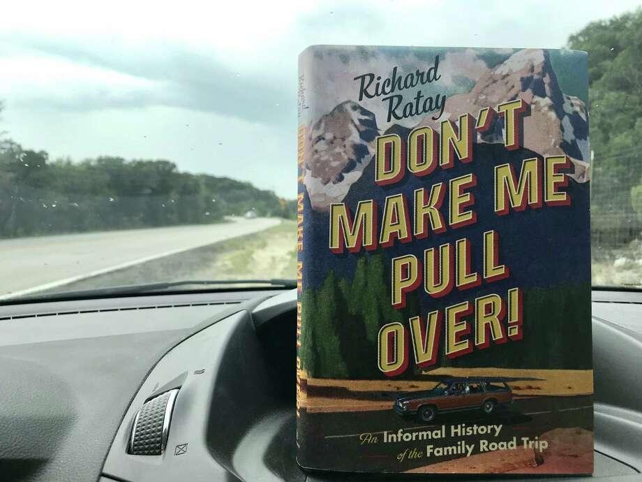 Richard Ratay's whimsical memoir is a trip back in time. Photo: Joe Holley /Houston Chronicle / Houston Chronicle