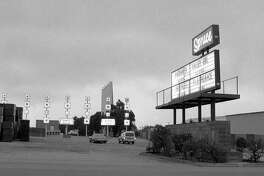 May 27, 1983: The Spruce Drive-In in South San Francisco was one of the preferred drive-ins for San Francisco residents.