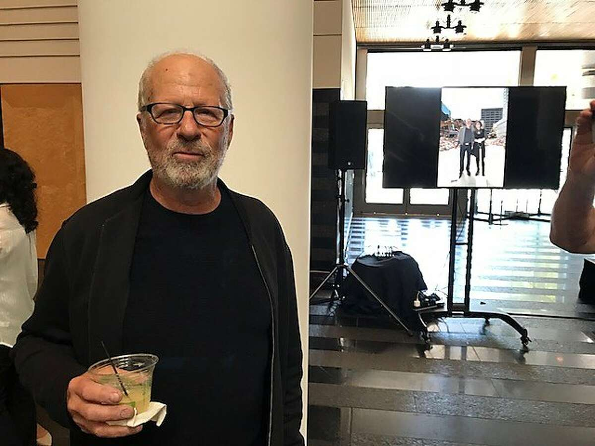 Kent Roberts, retiring as exhibitions design manager at SFMOMA