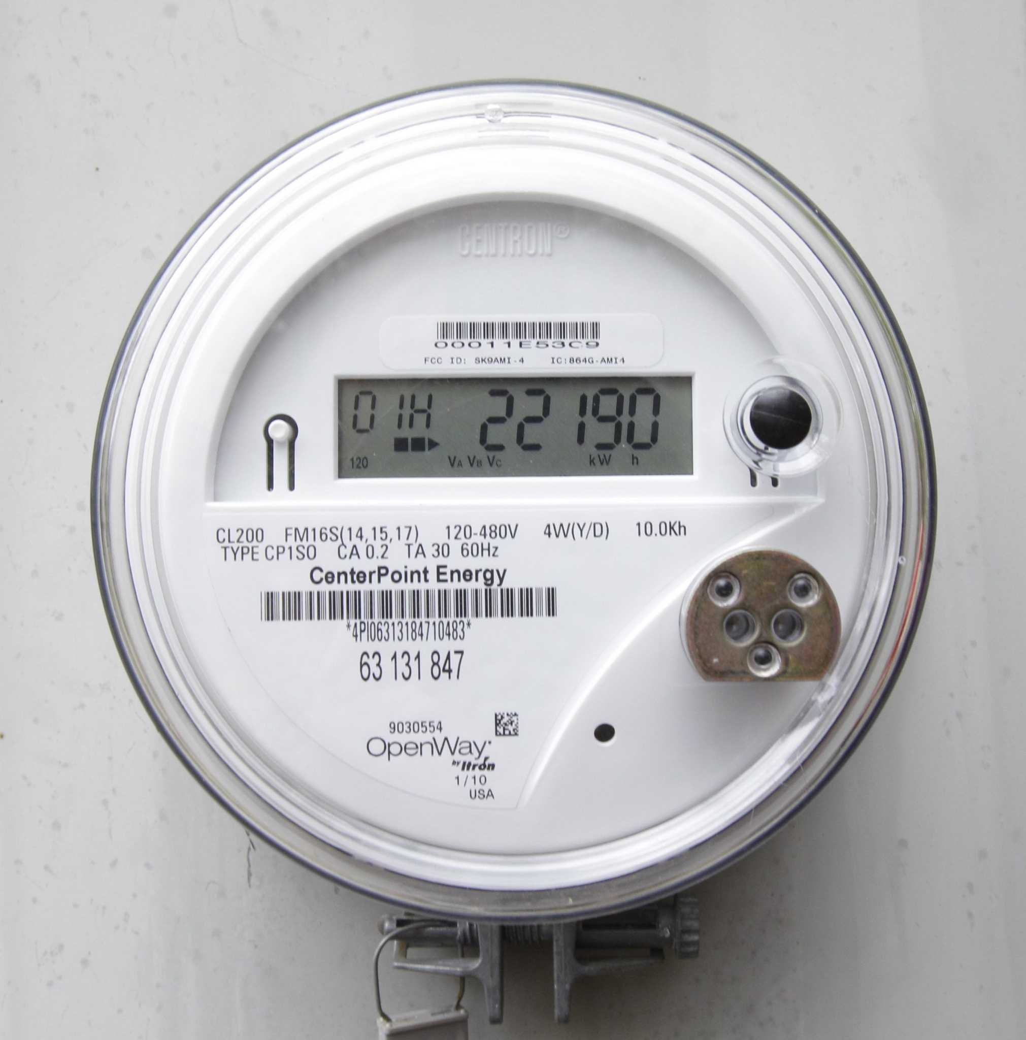 Center Point Number >> Utilities Back Out Of Deal To Create Smart Home Electricity Networks