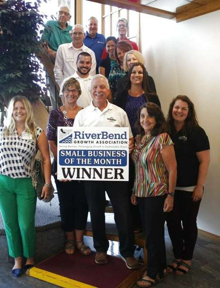 The RiverBend Growth Association has named Adams Development Company as its Small Business of the Month winner for June. Photo:       For The Telegraph