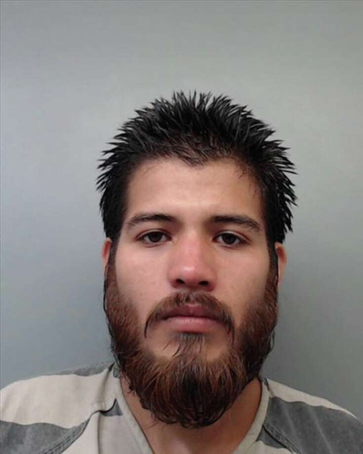 David Contreras, 22, was charged with discharging a firearm Photo: Webb County Sheriff's Office