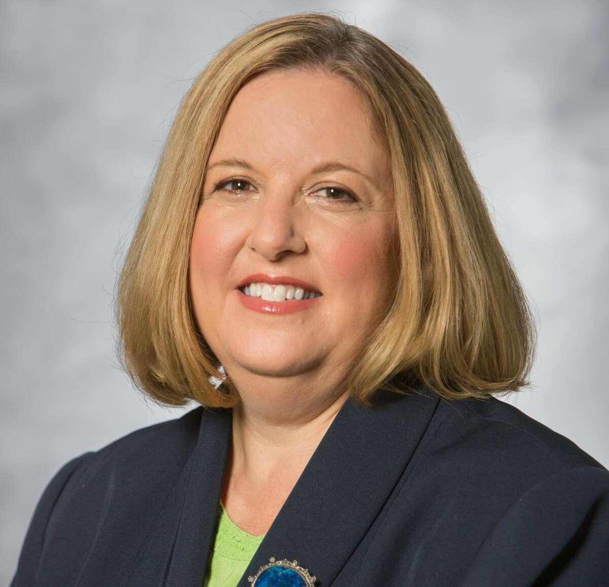 Jennifer Jackson of Madison, president and CEO, Connecticut Hospital Association and Affiliates