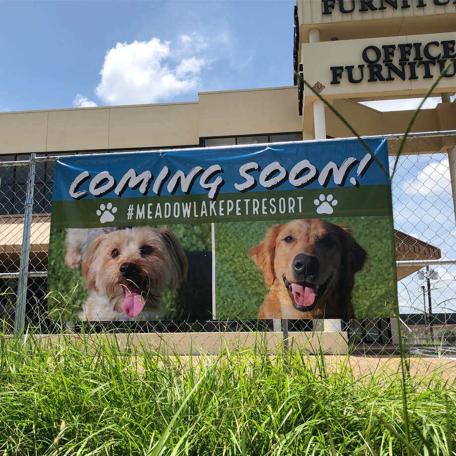 Meadowlake Pet Resort & Training Center plans to open at 6393 Richmond in the fall. Photo: Meadowlake Pet Resort & Training Center