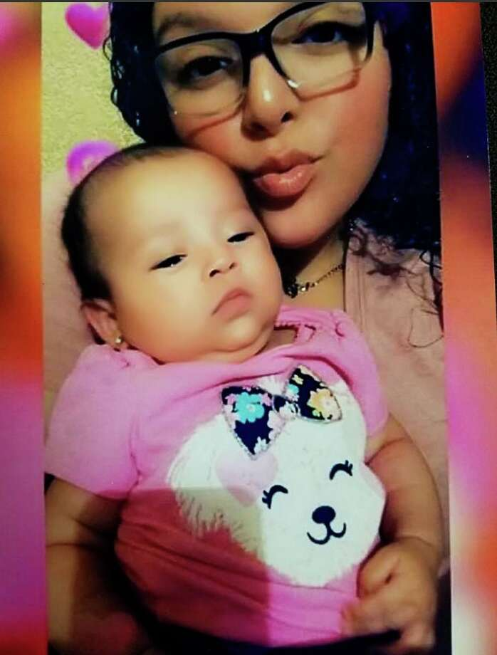 The San Antonio FBI are seeking the public's help in locating a missing mother and child last seen leaving Laredo. Photo: Courtesy San Antonio FBI