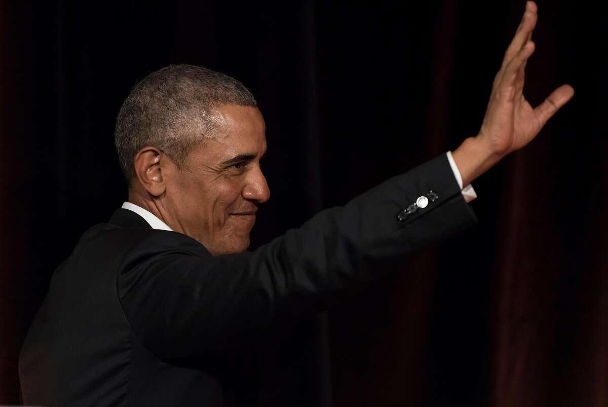 Barack Obama in Sydney, Australia, in March.