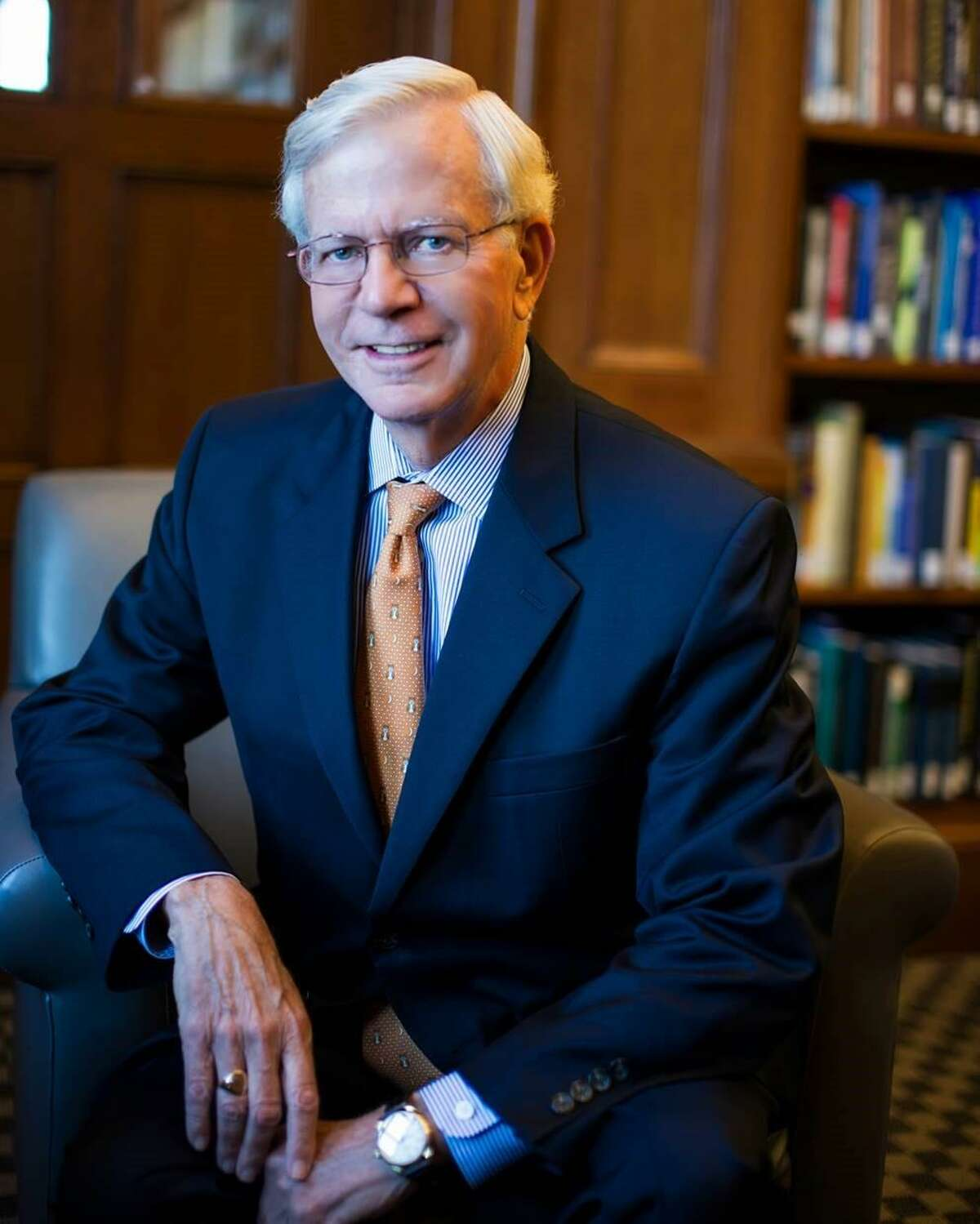 William M. Arnold, professor in the practice of energy management at Rice University?'s Jones Graduate School of Business and a former energy banker and Shell executive.