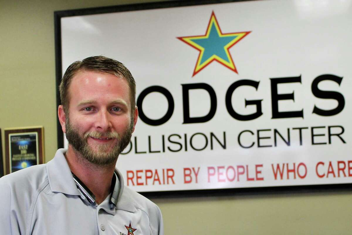 Hodges Collision Center has announced that Ryan Guinn was named manager of the Rayford Road location.