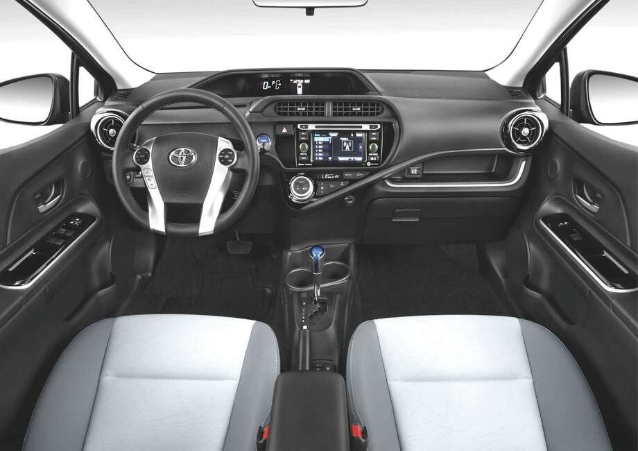 Even the base model comes with such standard amenities as automatic climate control, tilt-telescopic steering wheel with audio/climate/driver's info display/Bluetooth controls, power windows/mirrors/door locks with remote, and illuminated entry, among others. (Toyota photo)