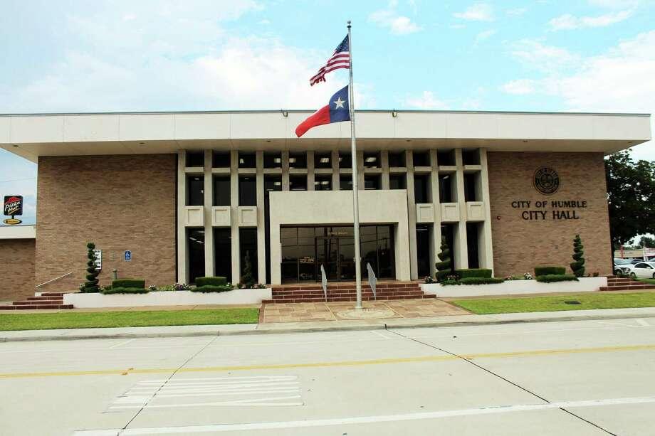 Humble City Hall Photo: Kaila Contreras