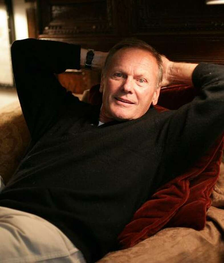 Tab Hunter was one of the last studio system actors. Photo: Stephanie Diani / New York Times 2005 / NYTNS