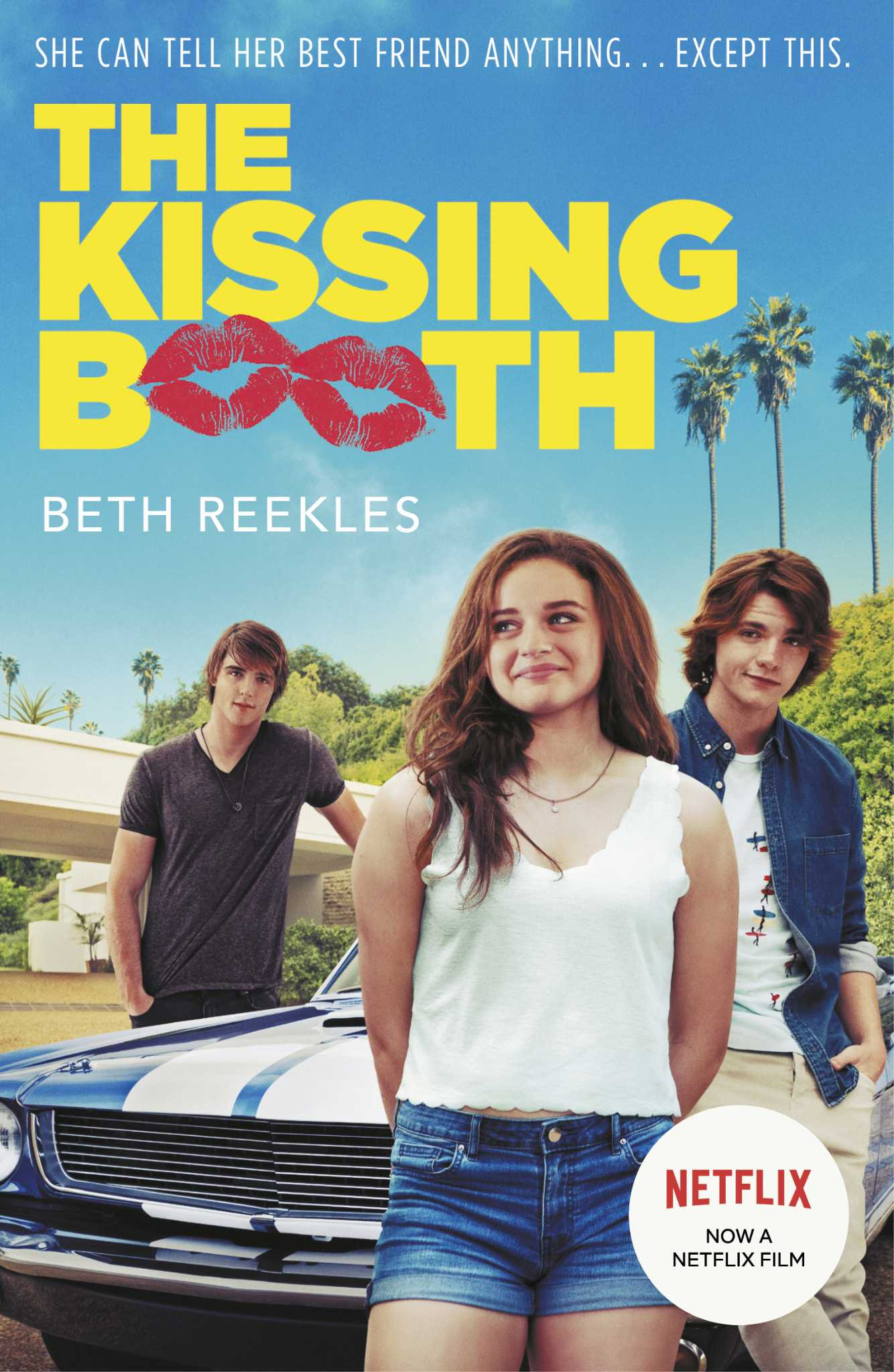 Book World: How 'The Kissing Booth' went from a teenager's