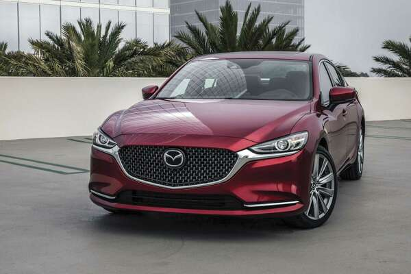 Though few will ever see velocities close to 149 mph, that's the top speed Mazda cites for the turbocharged Mazda6. And that's limited by aerodynamic drag, not electronics. If you're wondering, the 2018 Mazda6's coefficient of drag is 0.285.