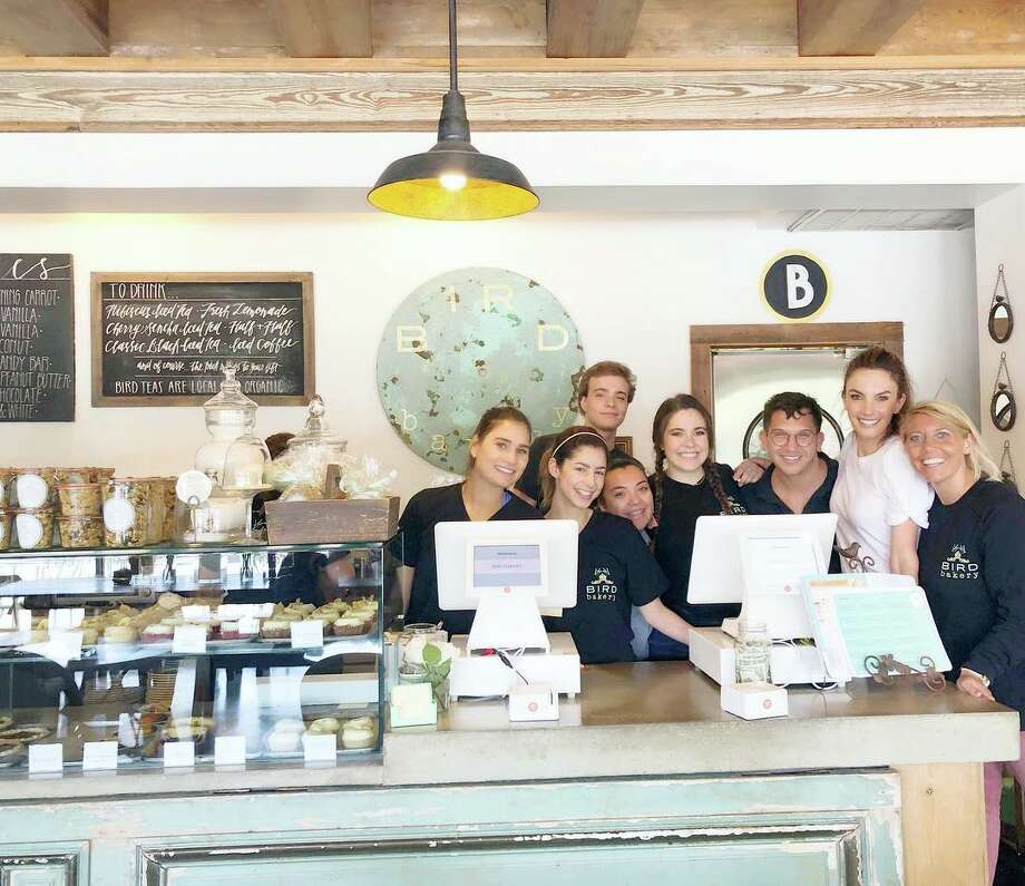 Bird Bakery, a popular spot in Alamo Heights, is owned by Elizabeth Chambers, wife of film actor Armie Hammer. Photo: Courtesy Bird Bakery