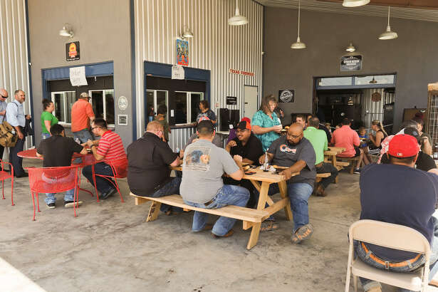 Junior Urias' Up in Smoke BBQ and Co. opened July 13 in Midland.