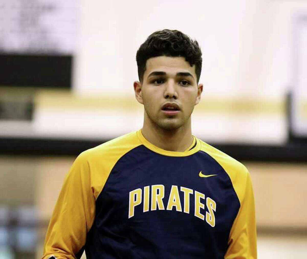 """Luis """"Bruno"""" Gonzales, a 2017 graduate and basketball star of Poth High School, fell asleep while driving early on July 12, 2018, and died immediately. Gonzales was originally from San Antonio."""