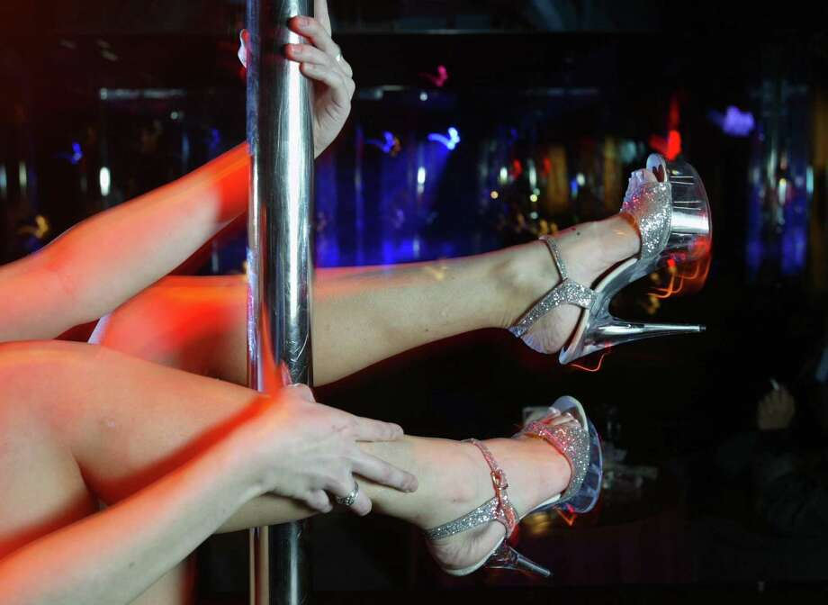 """Dozens of clubs are contesting they owe the state money under the so-called """"pole tax.""""  >> See which establishments are opposing the tax... Photo: Andrew Innerarity /Houston Chronicle / Houston Chronicle"""