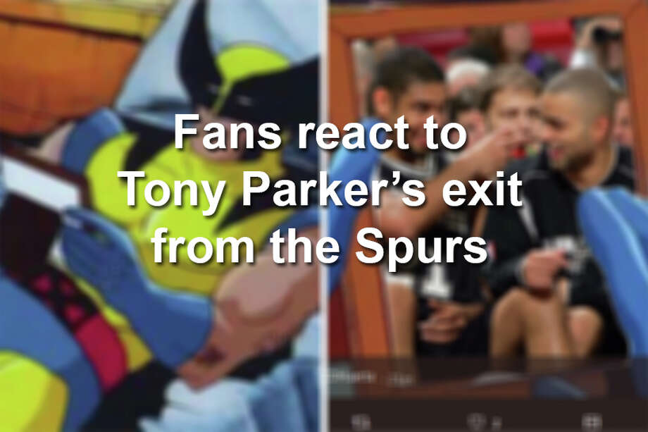 After 17 seasons in San Antonio, Tony Parker agreed to a two-year deal with the Charlotte Hornets. The move came as a surprise to Spurs fan, who took to social media to express their dismay. Click ahead to see their reactions.  Photo: @KOHuerta