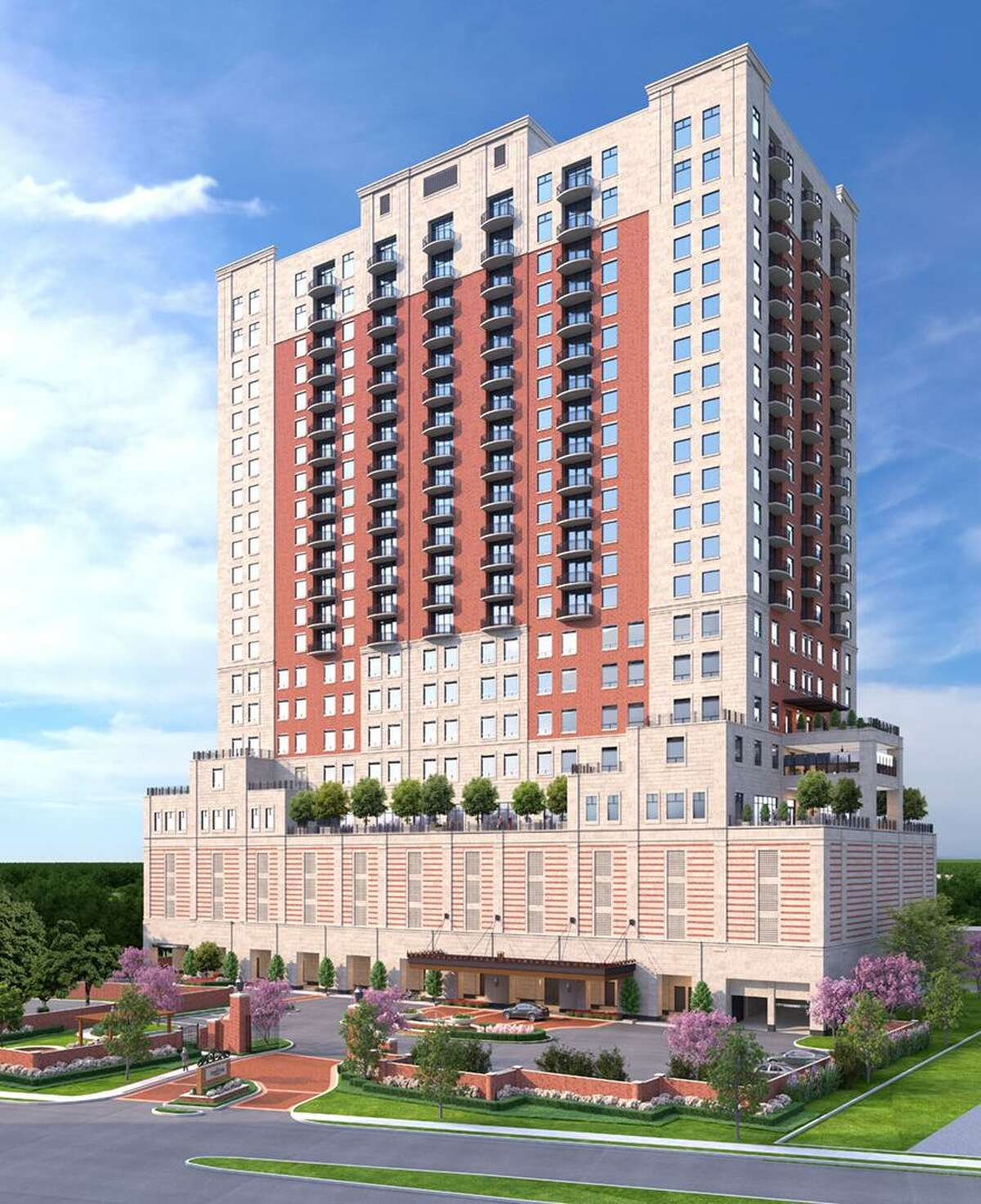 Dallas-based Tradition Senior Living plans to open The Tradition-Woodway, a 23-story rental community with 314 residences at 6336 Woodway Drive, in April of 2020. Jackson & Ryan Architects and D.E. Harvey Builders, both based in Houston, serve as the architect and general contractor.