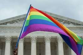 Cases involving gay rights and bakers and florists have been before the Supreme Court. A reader says, in the cake case, blame lies with the same-sex couple in not recognizing bakers were out there who wouldn't object to baking it.