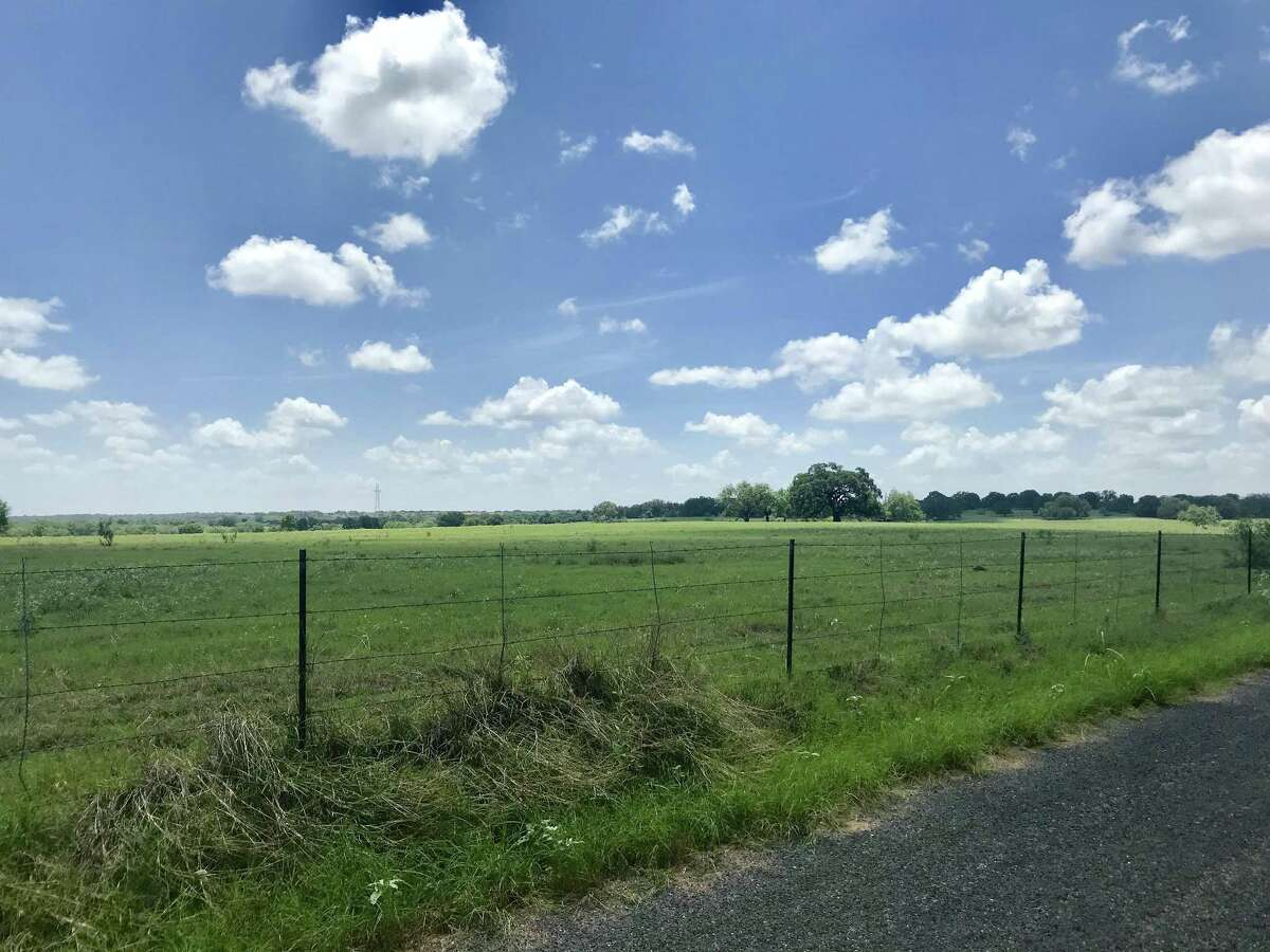 Some historians believe this pasture on the Toudouze Ranch near Highway 281 south of San Antonio was the site of the 1813 Battle of Medina, the bloodiest battle ever fought on Texas soil.