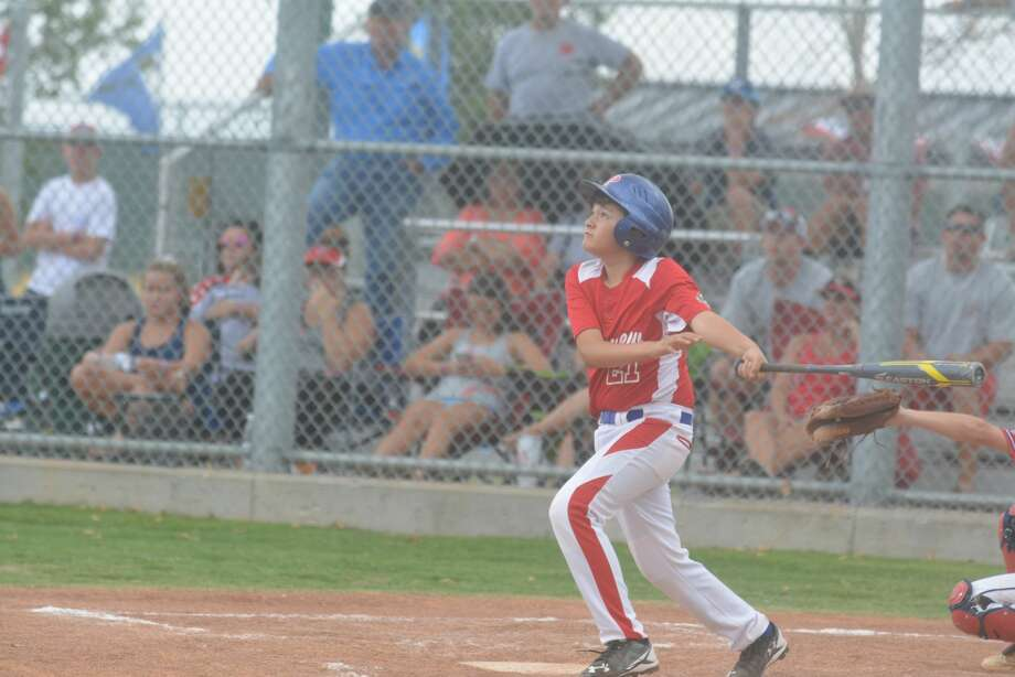 The Plainview 10U All Stars baseball team fell to Mobile Westside, 15-4, during the first round of the Cal Ripken Southwest Regional Tournament on Friday at Levelland-Oxy Sports Complex in Levelland. Photo: Alexis Cubit/Plainview Herald