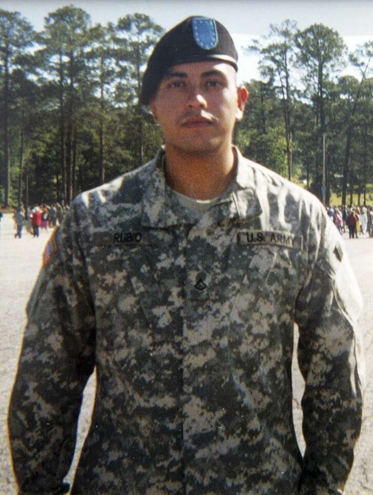 "Army Spc. Jose ""Joe"" Rubio Hernandez is seen in this family handout photo. The South Texas man was among four U.S. soldiers who died of wounds from a roadside bombing in Iraq in Bagdad, Monday, March 24, 2008."