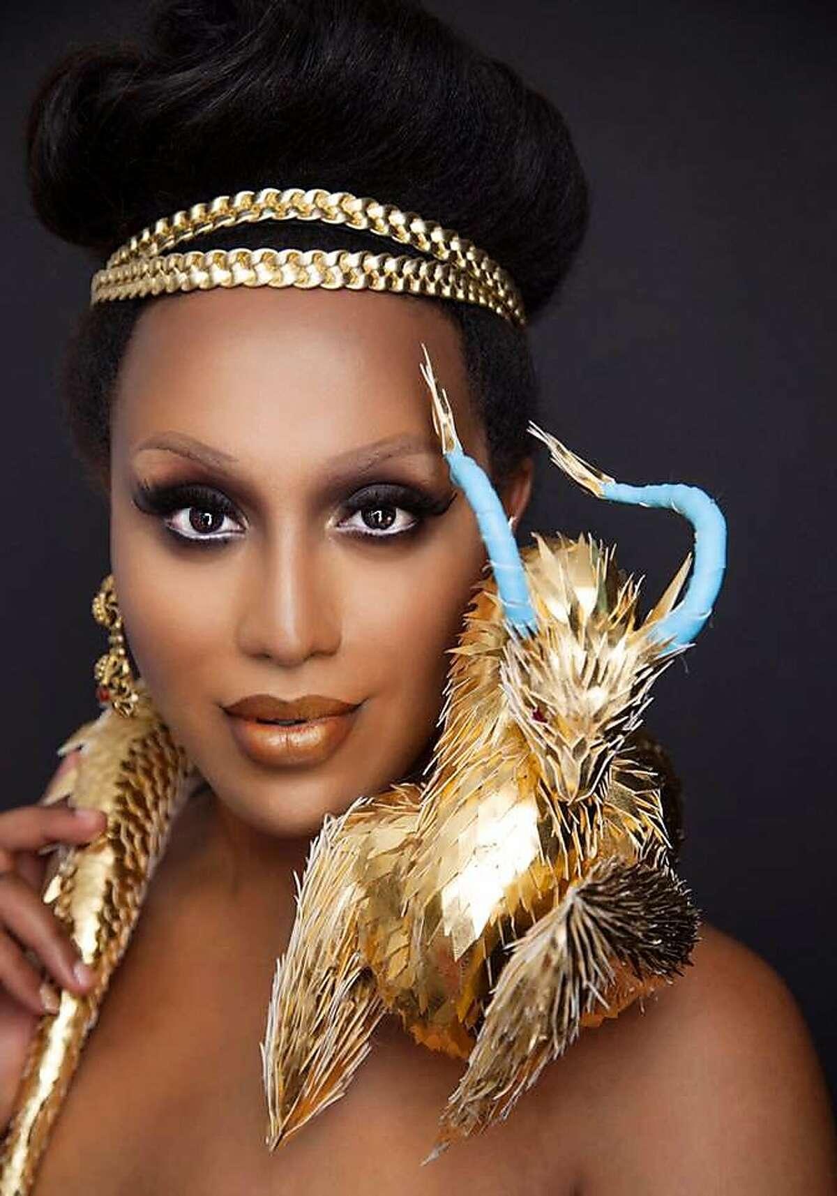 San Francisco drag performer Honey Mahogany.