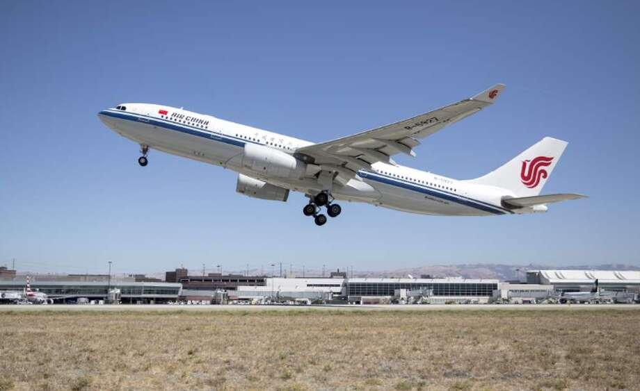 Air China will suspend its Shanghai-Mineta San Jose non-stops this fall. (Photo: SJC) Photo: SJC