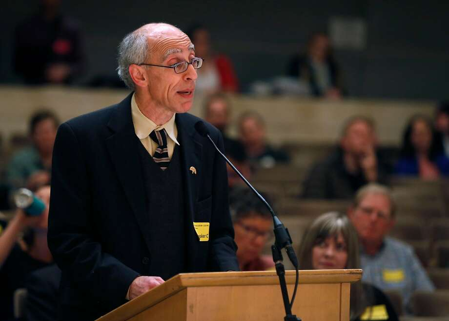 "Oakland City Councilman Dan Kalb said in response to critics of the council's vote on Police Commission powers: ""If a court says you can't do that, we'll go back and make changes."" Photo: Paul Chinn / The Chronicle"