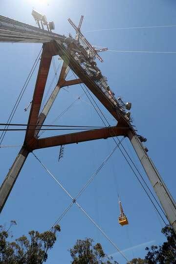 Sutro Tower will sport new antennas — but will still look