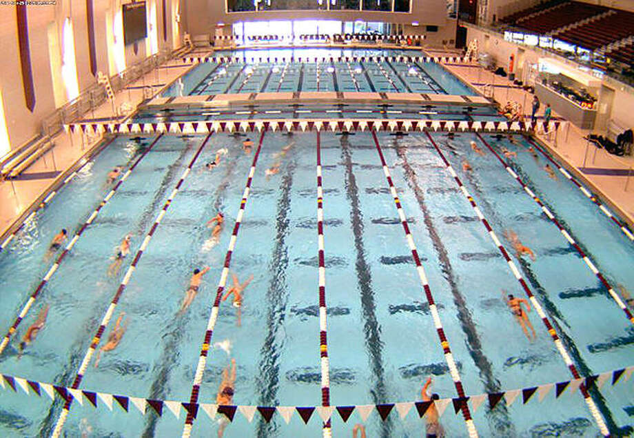 The Jenks Trojan Aquatic Center in Jenks, Okla. is the site of the 2018 USA Swimming Region VIII Sectionals, which conclude Saturday. Photo:       Jenks Public Schools Photo