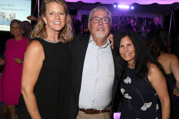 Were you Seen at the  Albany Medical Center Foundation's Light Up The Night  G ala at  Saratoga National Golf Club in Saratoga Springs on Friday, July 13,  2018?