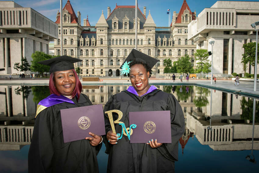 Were you Seen at Excelsior College's 47th Annual Commencement at Empire State Plaza Convention Hall in Albany on July 13, 2018?