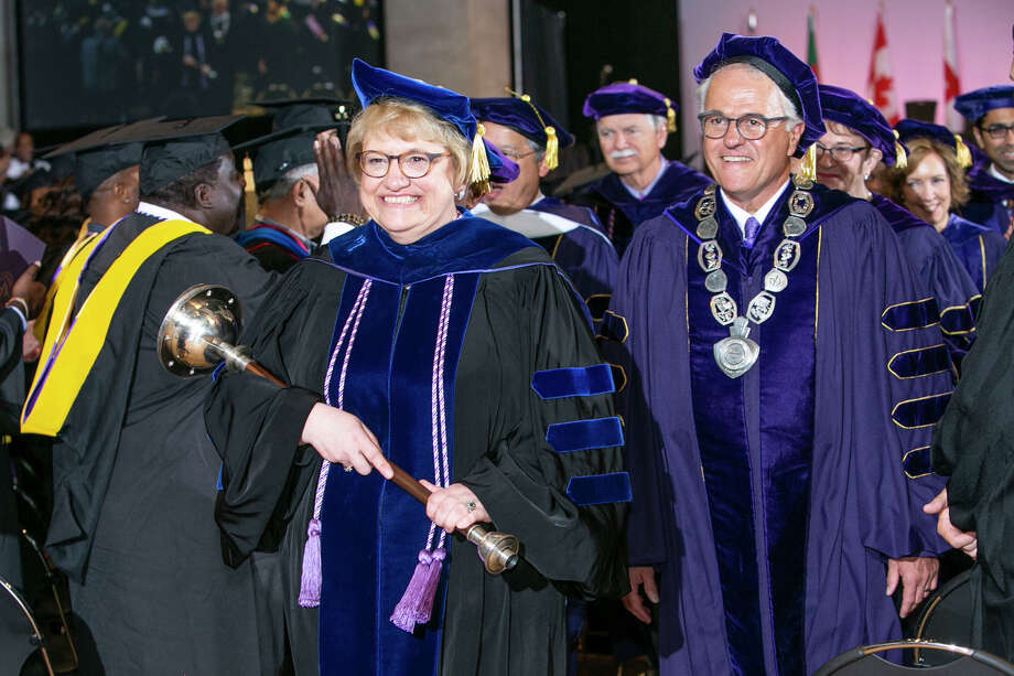 Were you Seen at Excelsior College's 47th Annual Commencement at Empire State Plaza Convention Hall in Albany on July 13, 2018? Photo: CMichael Hemberger/Photographer / 518-3819003