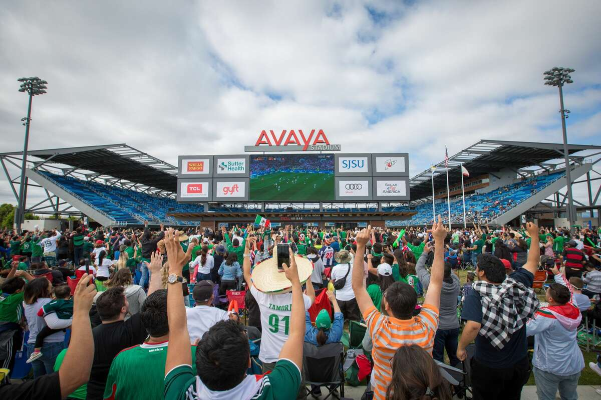 Avaya Stadium (1123 Coleman Ave, San Jose, California) The San Jose Earthquakes have hosted every game of the Women's World Cup on their big screen and expect a large crowd for the final. (ISI Photos)