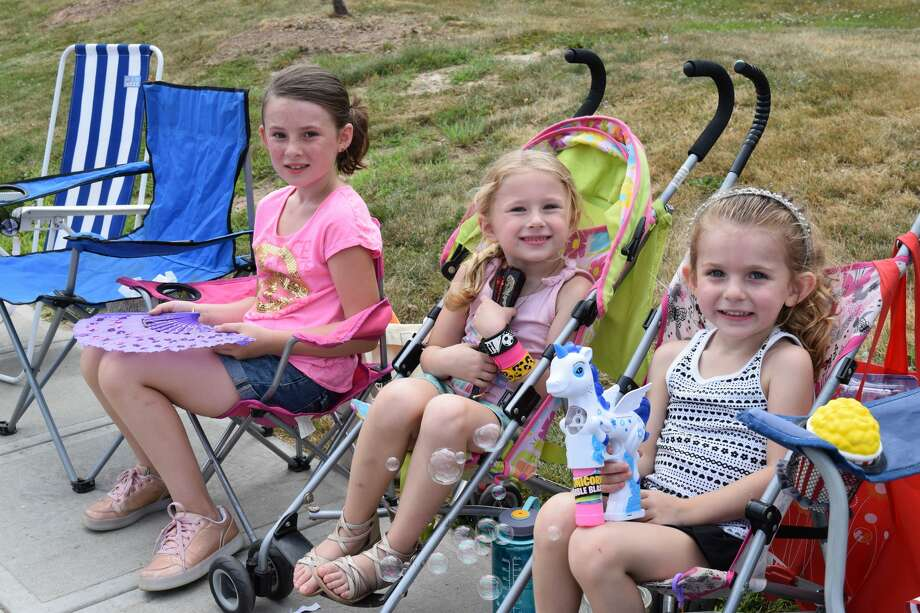 The Old Home Days parade in East Hampton highlights the 40th annual 'Glorious Celebration.' The largest parade in Middlesex County celebrated the town's 251st anniversary on July 14, 2018 with a one and a half mile route weaving through town ending at Center Elementary School where a carnival, live entertainment and food filled the lawn. Were you SEEN? Photo: Michelle V. France