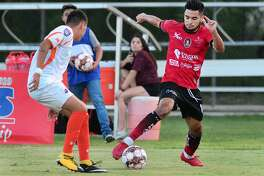 Ziyad Fares scored the first of four unanswered goals Saturday as the Laredo Heat went from a 2-0 deficit to a 4-3 overtime win over the Houston Dutch Lions for the Lone Star Conference championship.