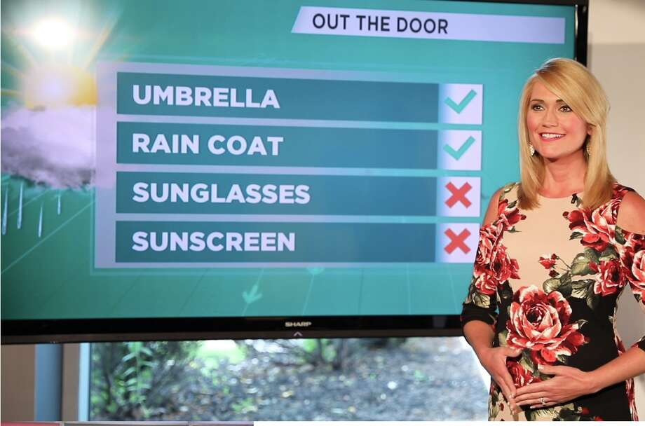 Click through the slideshow for 20 things you don't know about Spectrum News Network meteorologist Heather Morrison. Photo: Courtesy Of Heather Morrison