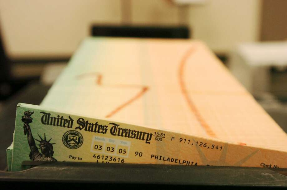 Social security beneficiaries will now automatically receive their coronavirus stimulus checks after a change made by the Trump administration late Wednesday night.(Dreamstime/TNS) Photo: Bradley C Bower, AP
