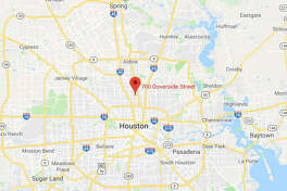 An officer-involved shooting drew investigators to north Houston on Sunday.
