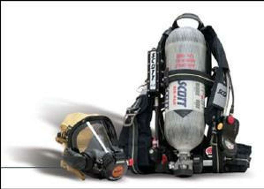 The Fairfield Fire Department recently received 53 Scott self-contained breathing apparatus through a combination of federal and town funding. Photo: Contributed Photo / ST / Fairfield Citizen contributed