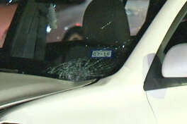 A pedestrian was killed in an overnight crash on West Road.